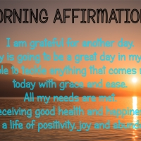 Manifestation Monday: Morning Affirmations