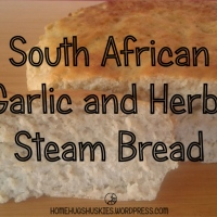 Tasty Tuesday: South African Garlic and Herb Steam Bread